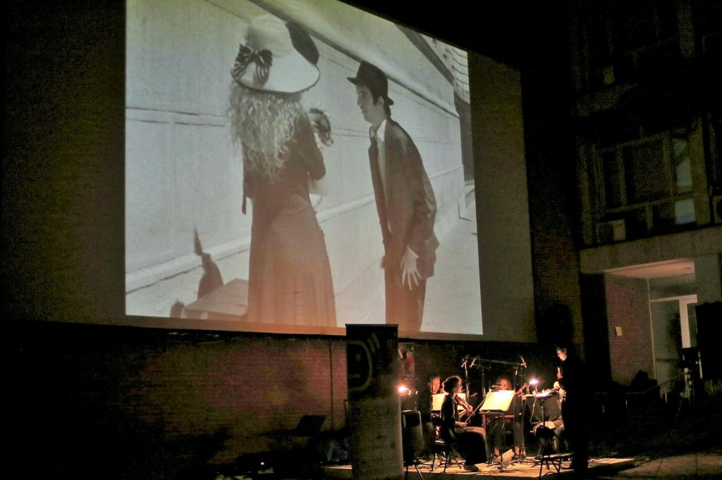 Silent Film NIght de la InnerSound