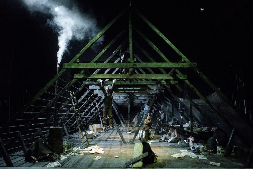 Foto via Teatrul Maghiar de Stat