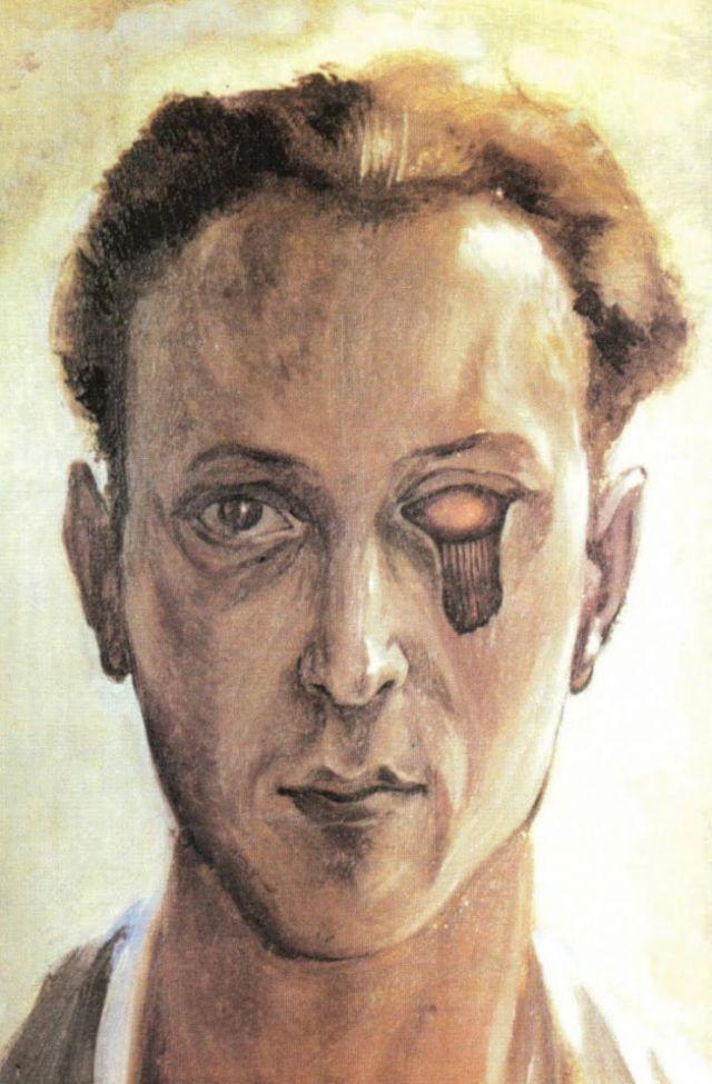 """Self-portrait"" 1931."