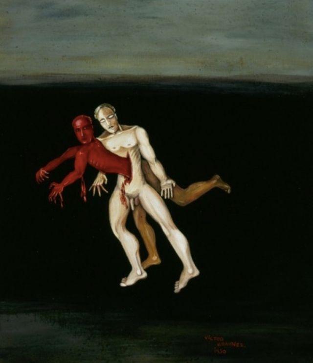"""Suicide at Dawn"" 1931."