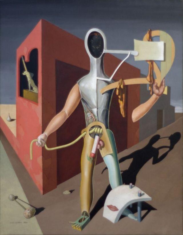 """""""Luxury Air"""" 1934."""